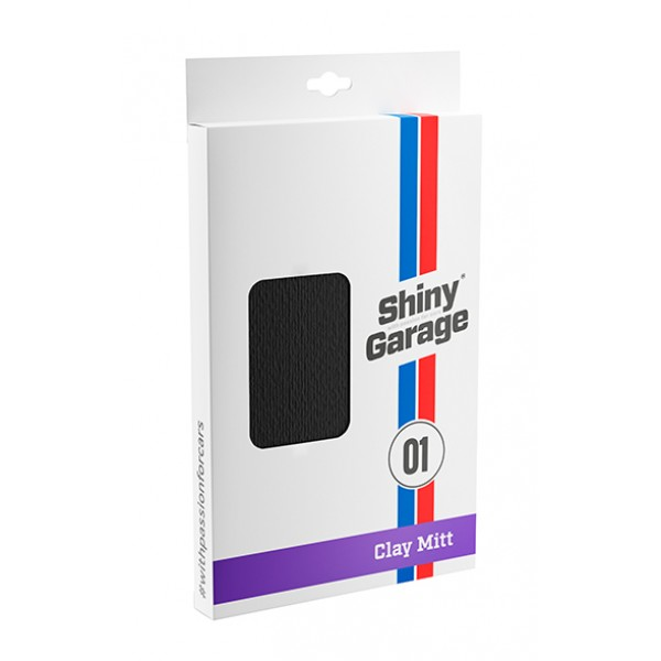 Shiny Garage Clay Mitt - rukavica na čistenie laku