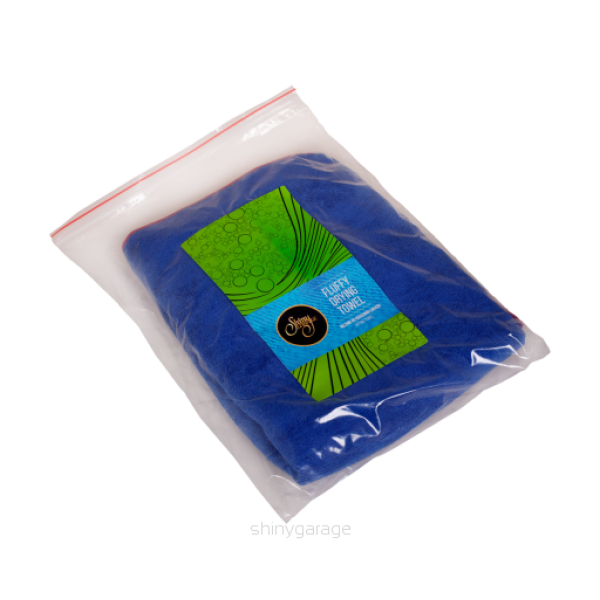 Shiny Garage Fluffy Dryer 90x60cm - mikrovláknový uterák na sušenie