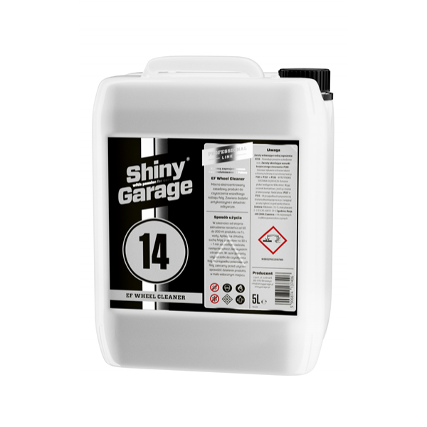 Shiny Garage EF Wheel Cleaner 5L - koncentrát na čistič kolies