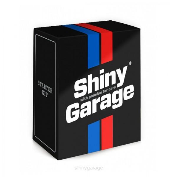 Shiny Garage Starter Kit - 10 produktov ktoré potrebuješ na začiatok