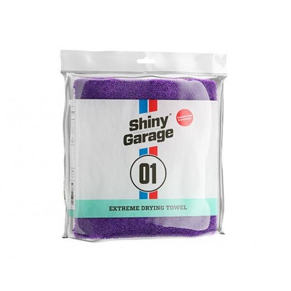 Shiny Garage Extreme Drying Towel XS 40x40cm - sušiaci uterák